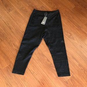 Adidas W Zone Prime Knit Pant Size Medium